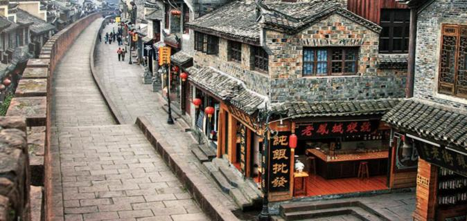 Most Spectacular Ancient Towns in China That Are Rich in History
