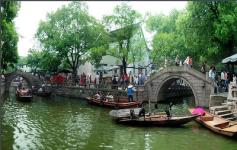 Tongli Water Town with Best of Suzhou