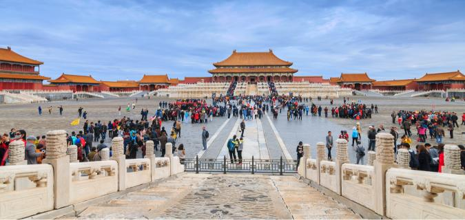 Why Everyone Should Visit Forbidden City in Beijing atleast Once in a Lifetime?