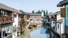 1 Day tour to Zhujiajiao Water Town