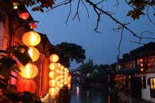 Xitang Water Village Sunset Tour