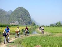 4-day Guilin Highlights plus Yangshuo Countryside Biking